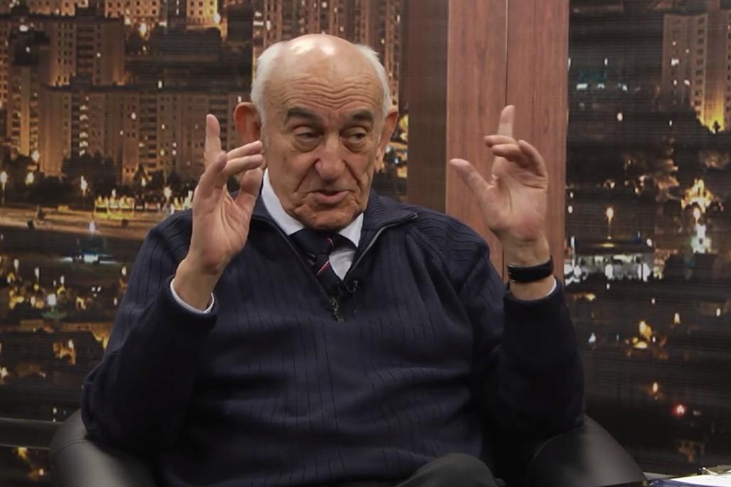 Redovni član HAZU prof. Davorin Rudolf (Foto: Snimak ekrana/Jutjub)