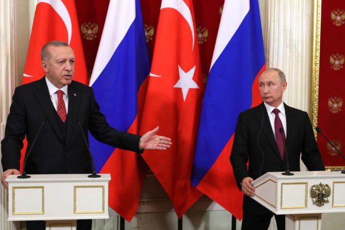 Erdogan: Bajdenova izjava je skandal, Putinov odgovor sjajan, mudar i elegantan