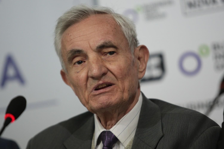 Ekonomista i profesor Ekonomskog fakulteta Univerziteta u Beogradu Ljubomir Madžar (Foto: Tanjug/Sava Radovanović)