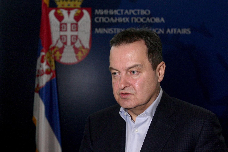 Doskorašnji ministar spoljnih poslova i aktuelni predsednik Narodne skupštine Ivica Dačić (Foto: Tanjug/Sava Radovanović)
