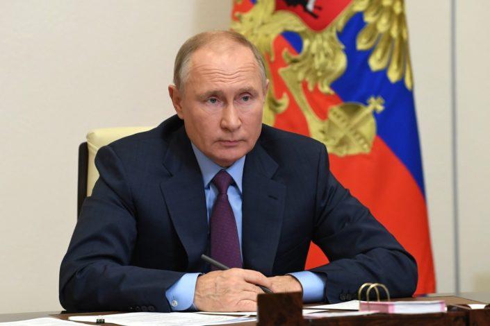 Putin: Odgovorićemo na cenzuru ruskih naloga na društvenim mrežama