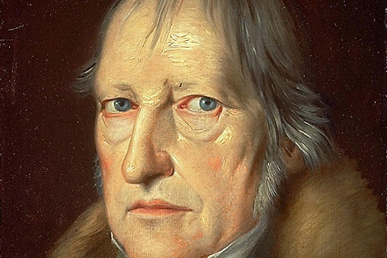 "Jakob Šlezinger, ""Filozof Georg Fridrih Vilhelm Hegel"", 1831. (Foto: Wikimedia/thecharnelhouse.org)"