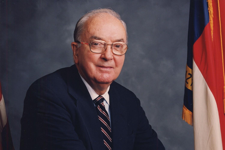 Američki senator iz Severne Karoline Džesi Helms (Foto: Wikimedia/U.S. Senate Historical Office/bioguide.congress.gov)
