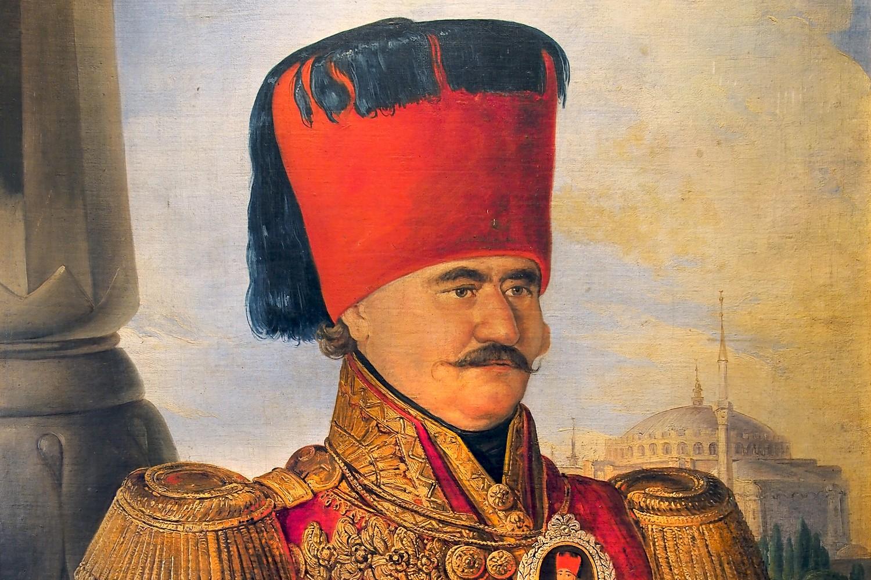 "Jozef Brant ""Knez Miloš Obrenović"" (Foto: Wikimedia/Petar Milošević)"