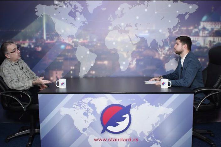Vladimir Kolarić: Živimo u eri hibridnih ratova i informativne agresije