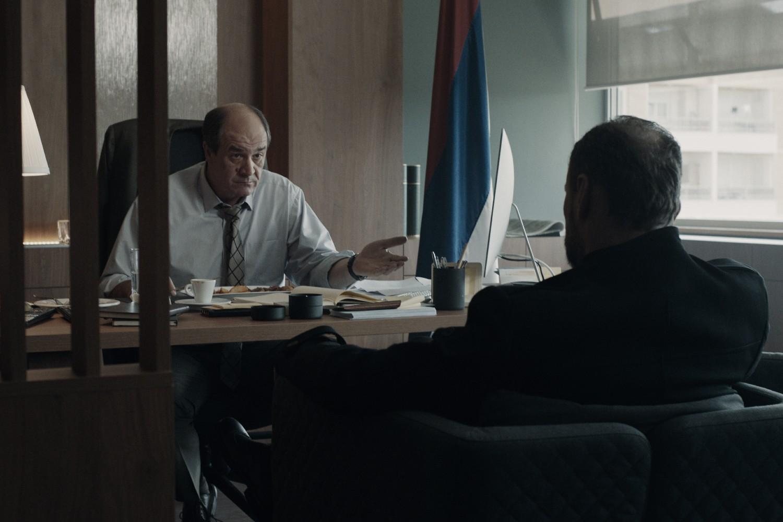"""Scena sa snimanja TV serije """"Kosti"""" (Foto: Bosonoga produkcija)"""