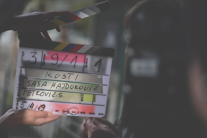 """Detalj sa snimanja serije """"Kosti"""" (Foto: Bosonoga produkcija)"""