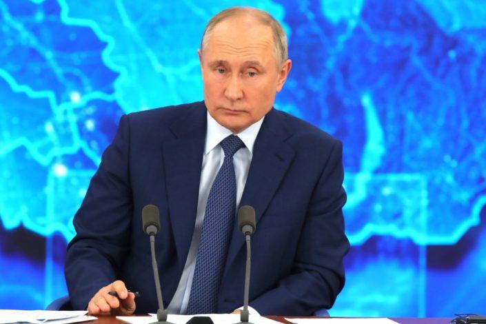 Putin o Bajdenu, vakcini, Kosovu, Erdoganu, Severnom toky 2…