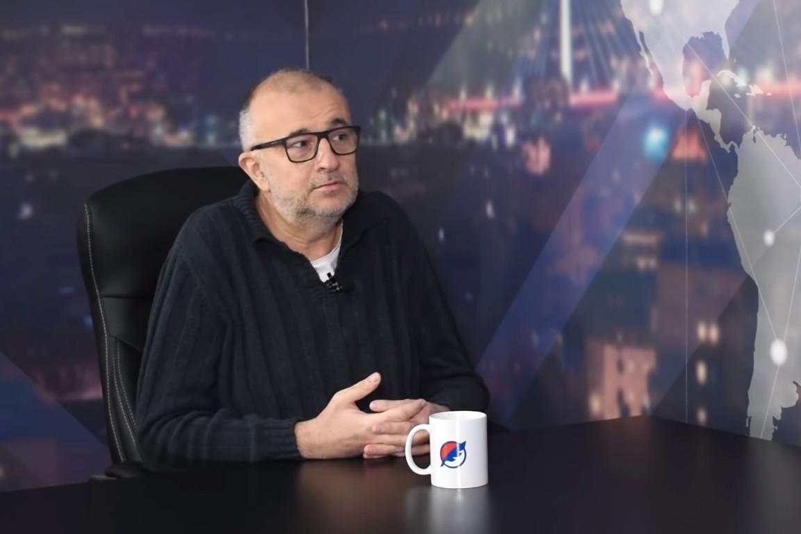 Zoran Ćirjaković (Foto: Novi Standard)