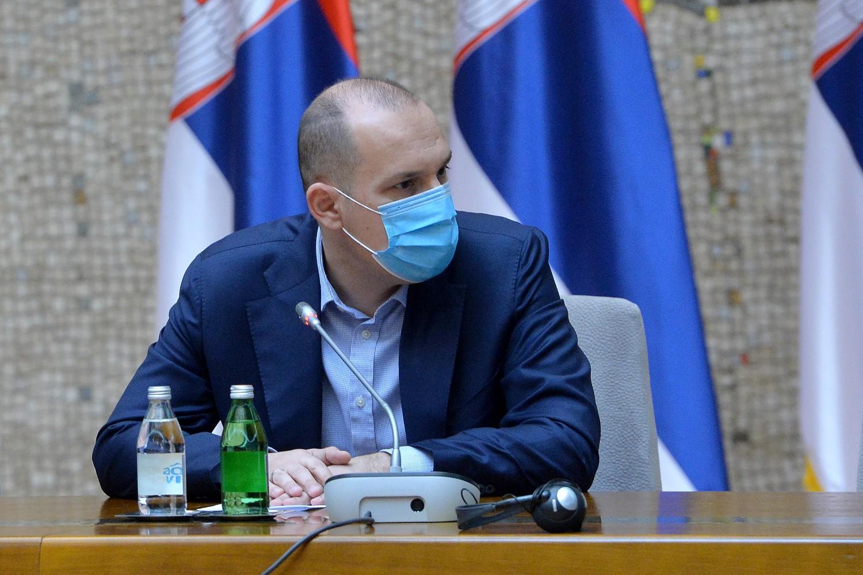 Ministar zdravlja u Vladi Republike Srbije Zlatibor Lončar (Foto: Tanjug/Zoran Žestić)