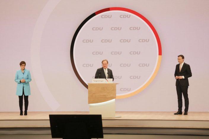 Lašet novi šef CDU, možda i budući kancelar Nemačke