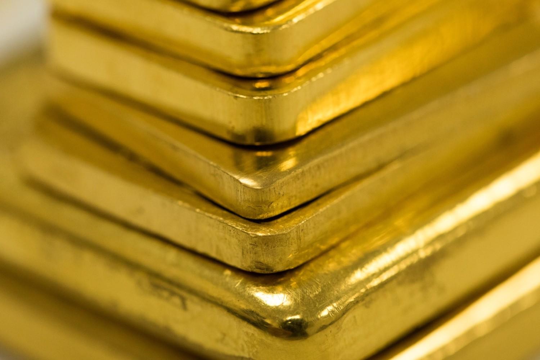 Zlatne poluge (Foto: Chris Ratcliffe/Bloomberg)