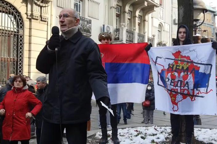 Miša Đurković: Osvešćivanje srpske javnosti