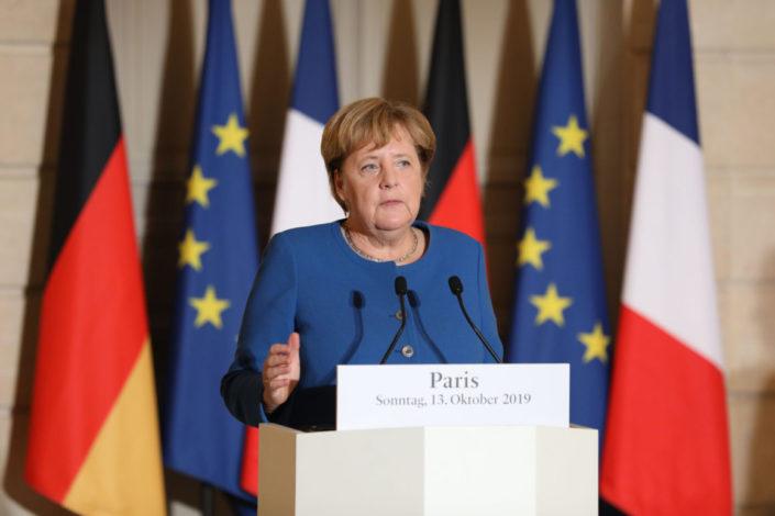Merkelova i francuska vlada stali uz Trampa: Šokirani smo ućutkivanjem