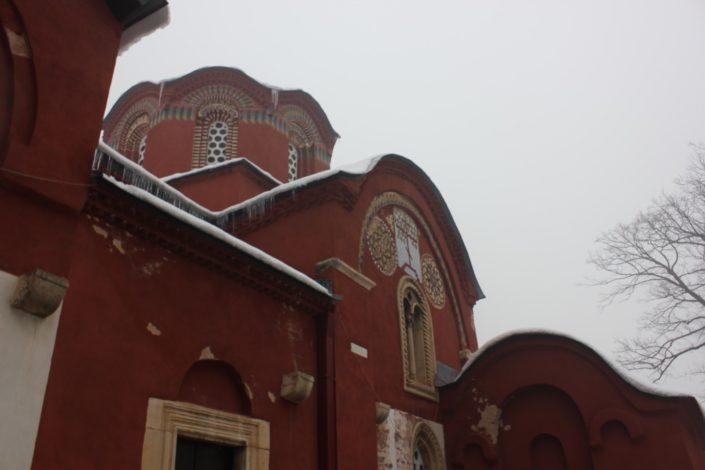 Prva tri dana Vaskršeg posta patrijarh će provesti u Pećkoj patrijaršiji