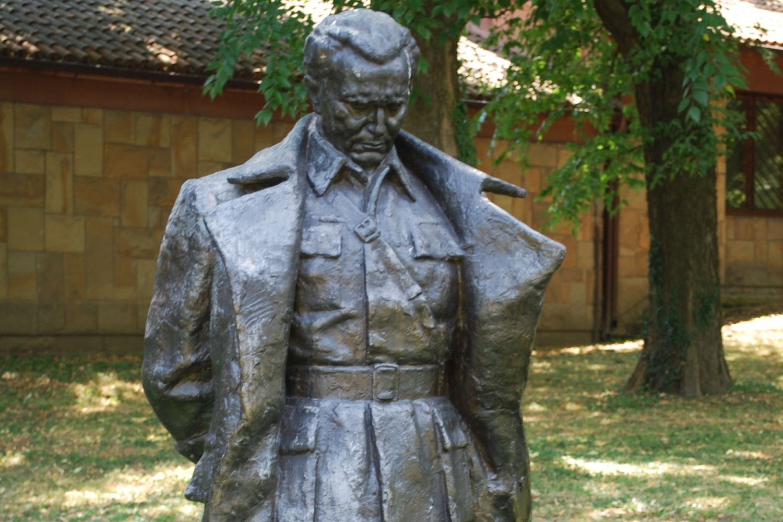 Statua Josipa Broza Tita (Foto: Wikimedia/Merryapples)