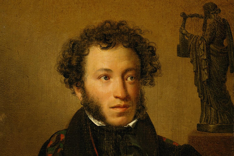 """Орест Кипренски """"Портрет Александра Сергејевича Пушкина"""", 1827. (Фото: Wikimedia/artsandculture.google.com)"""