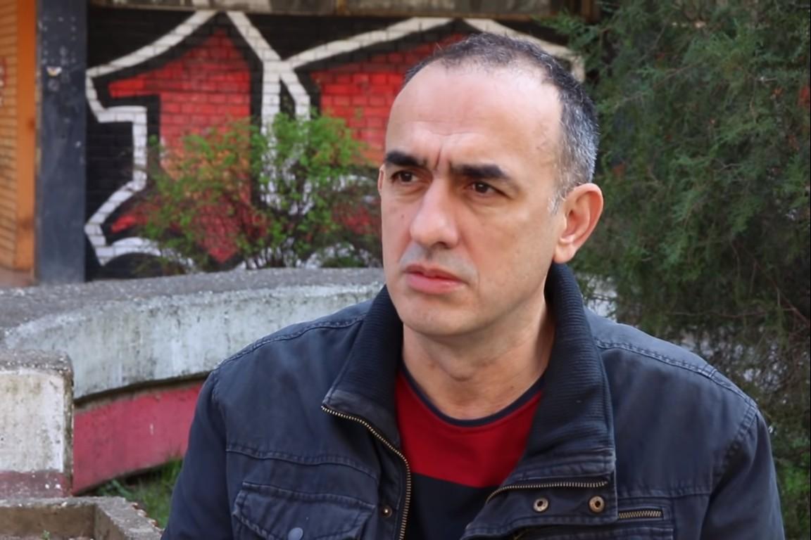 Programski direktor Nezavisnog društva novinara Vojvodine Dinko Gruhonjić (Foto: Snimak ekrana/Impuls Portal)
