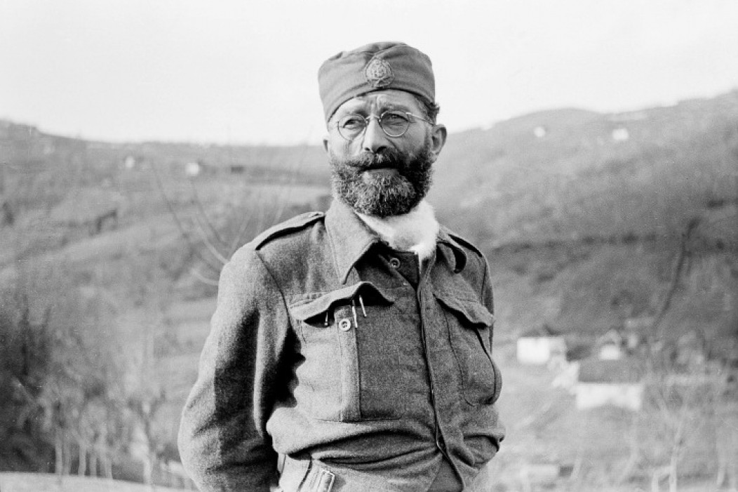 General Dragoljub Draža Mihailović (Foto: Wikimedia/Museum of Yugoslavia/Aleksandar Simić)