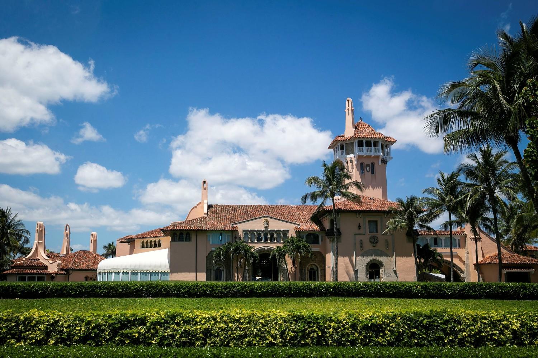 Trampova rezidencija Mar-a-Lago, Palm Bič, Florida (Foto: Reuters/Alexander Drago)
