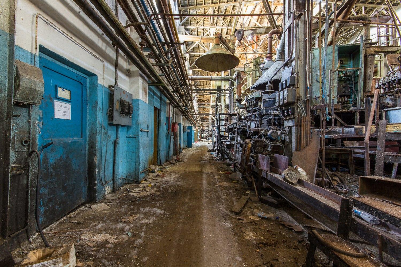 Napuštena fabrika lampi u Ufi (Rusija) (Foto: rbth.com/Russian Travel Team, CC BY-NC-ND 2.0)