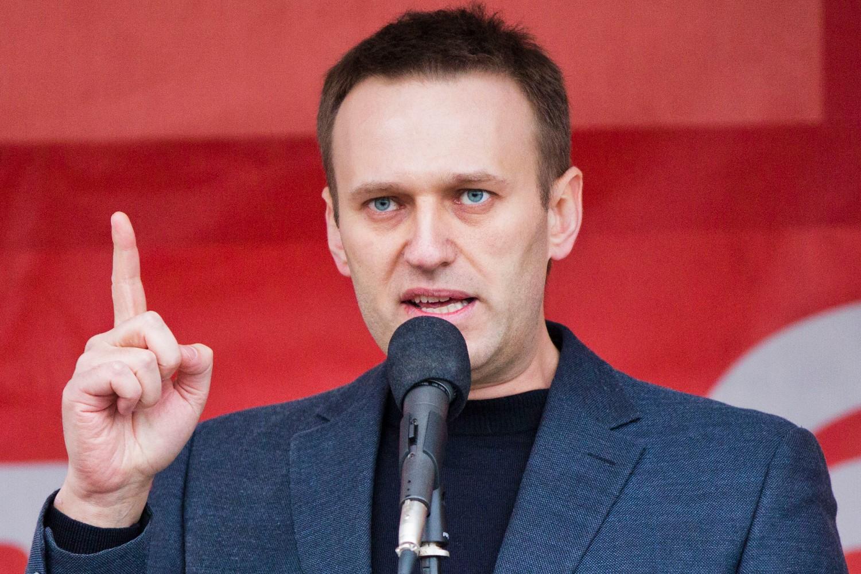 Ruski opozicioni lider Aleksej Navaljni tokom jednom mitinga 2013. (Foto: Wikimedia/Evgeny Feldman/Novaya Gazeta, CC BY-SA 3.0)