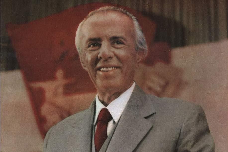 Enver Hodža, vrhovni vođa Narodne Republike Albanije (Foto: Wikimedia/ecured.cu/Ecured)