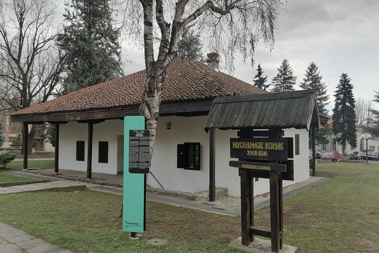 Muselimov konak u Valjevu (Foto: Radomir Jovanović/Novi Standard)