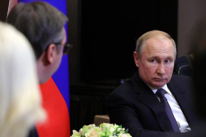Kremlj: Putin preneo Vučiću da rešenje za KiM mora odobriti SB UN