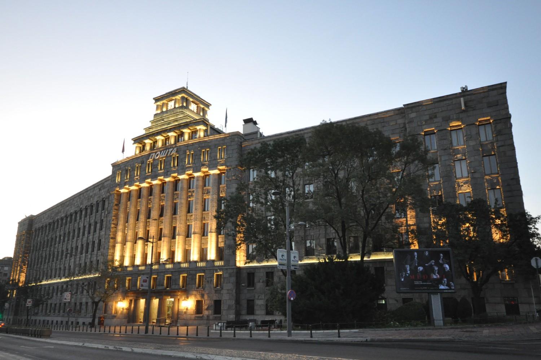 Zgrada Glavne pošte u Beogradu (Foto: Wikimedia/Flickr/Jorge Láscar, CC BY 2.0)