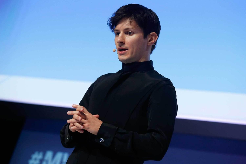 Osnivač Telegrama Pavel Durov (Foto: Reuters/Albert Gea)