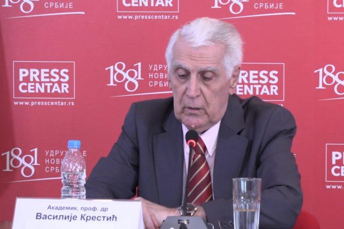 V. Krestić: Odgovor Miši Đurkoviću