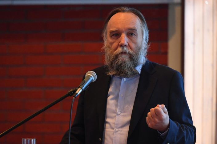 Aleksandar Dugin: Geopolitika je srpska sudbina
