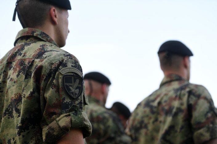 Filip Rodić: Vojska i menadžeri