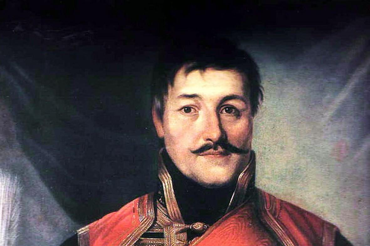 "Vladimir Borovikovski ""Karađorđe Petrović"", 1816. (Foto: Wikimedia)"