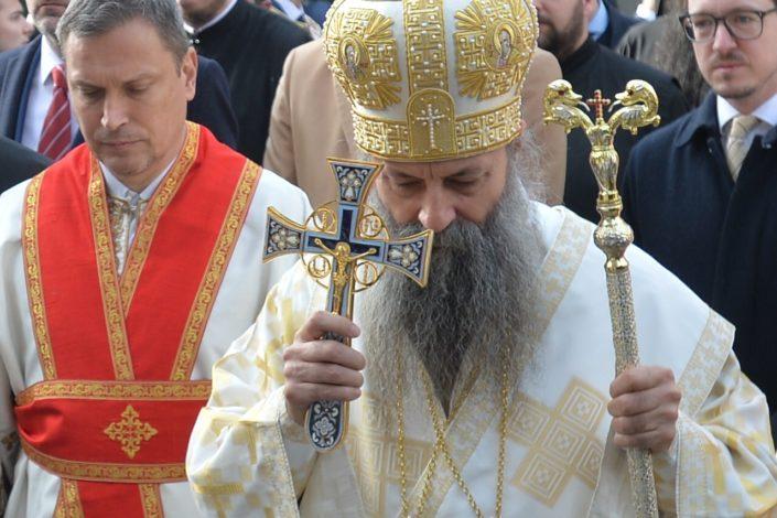 Patrijarh Porfirije: Posle Vaskrsa idem u CG da potpišem dokument sa Vladom