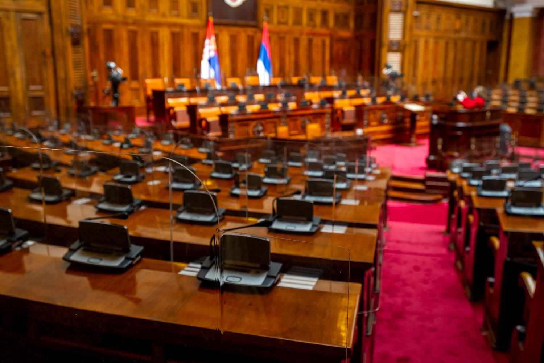 Narodna skupština Republike Srbije (Foto: Tanjug/Andrija Vukelić)
