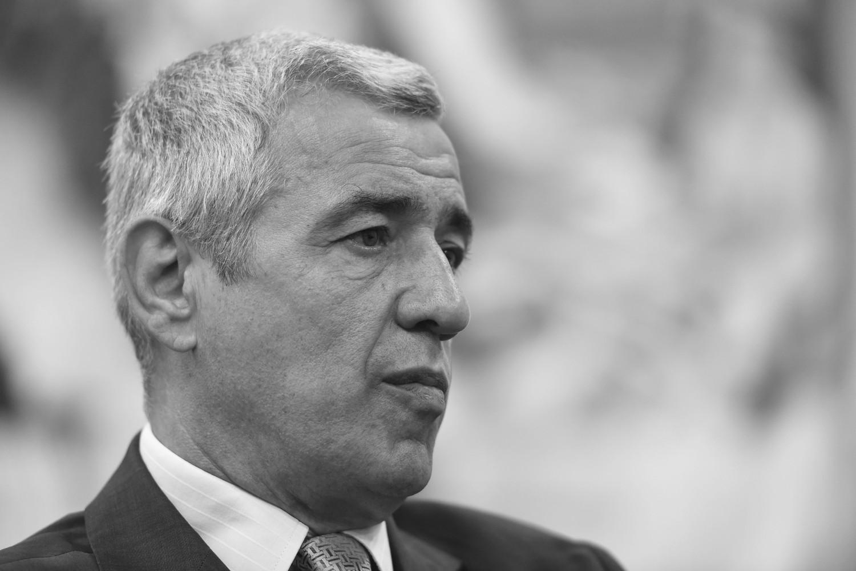 Ubijeni lider Srba sa Kosova i Metohije Oliver Ivanović (Foto: Tanjug/Dragan Kujundžić)