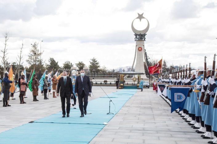 Dodik u Ankari: Poštujem Erdogana, želimo obostrano korisnu saradnju