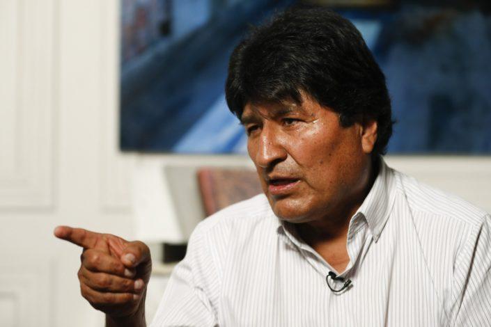 T. Mejsan: Kako je britanska služba angažovala ustaše u svrgavanju Moralesa