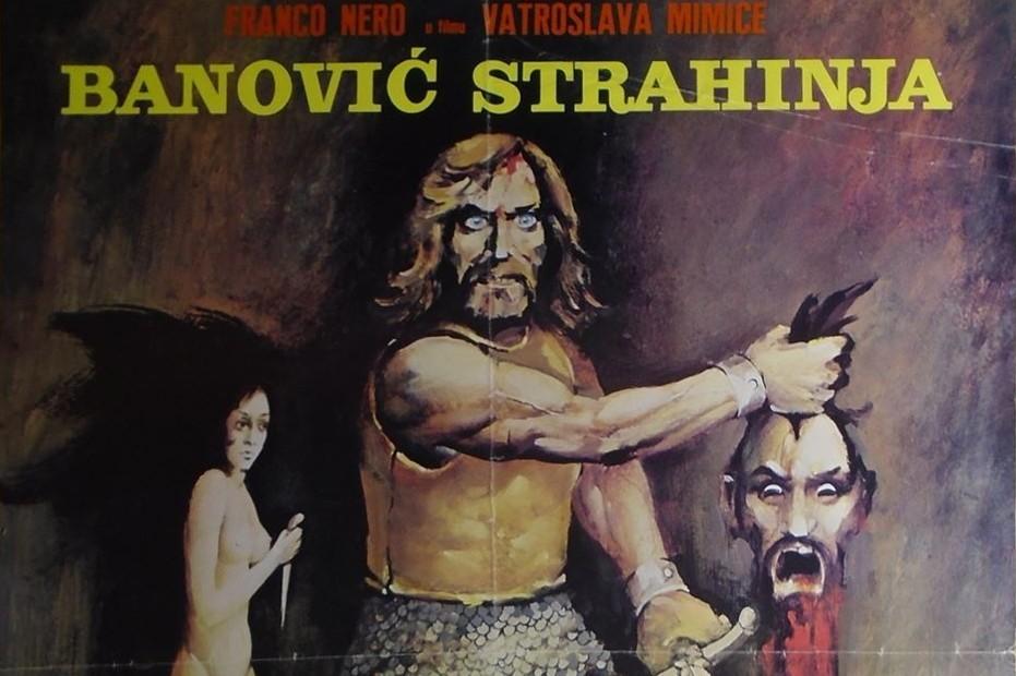 """Plakat za film """"Banović Strahinja"""" (Foto: imdb.com)"""