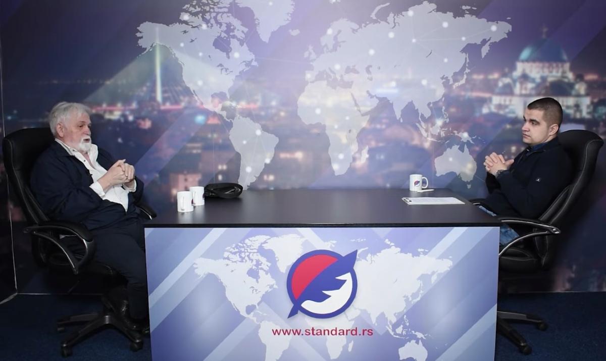 Milan Brdar: Da li je Sorošev sin doneo dva miliona evra u SANU?!