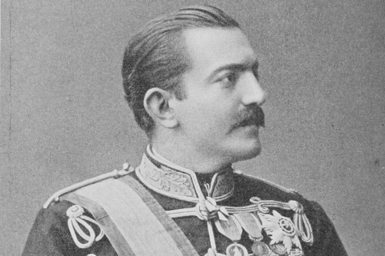 Kralj Milan Obrenović (Foto: Wikimedia/archive.org)