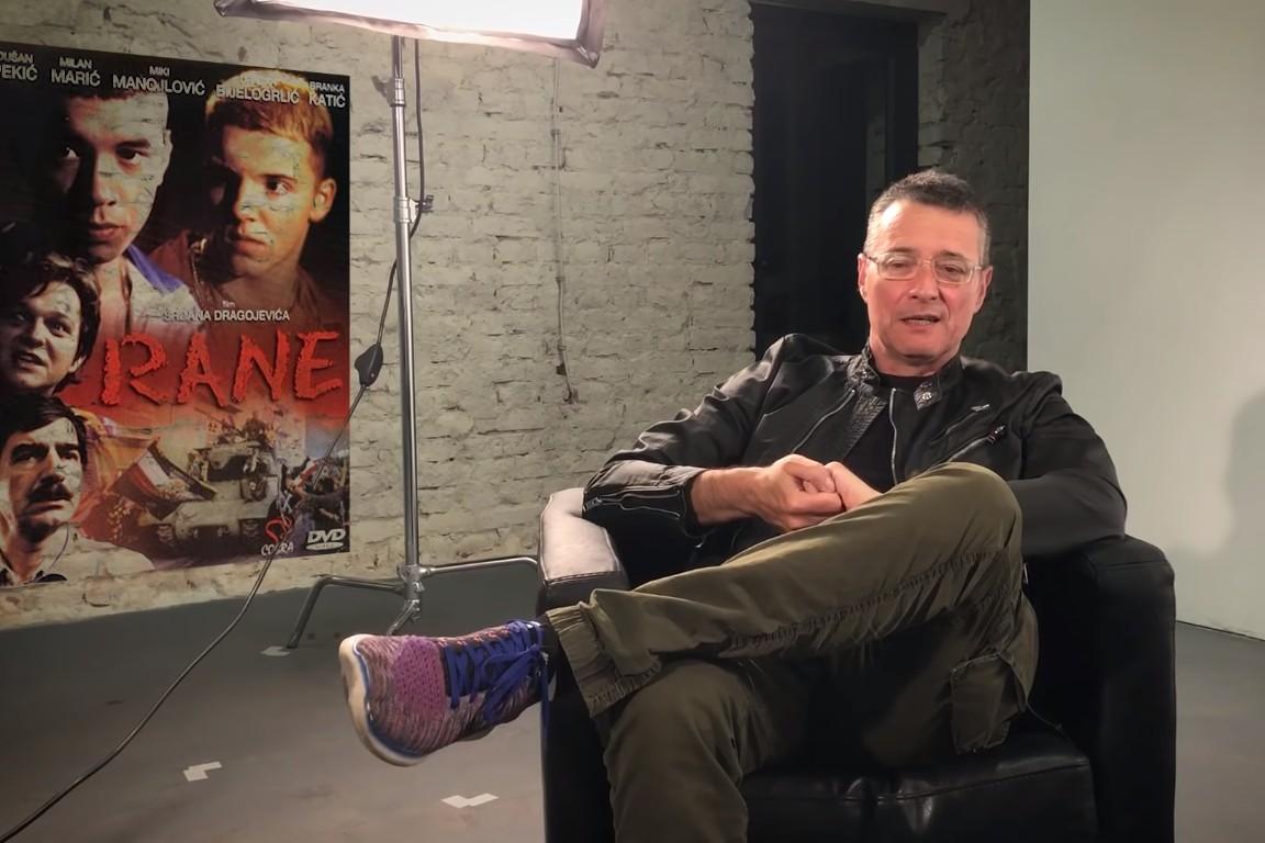 Filmski režiser Srđan Dragojević (Foto: Snimak ekrana/Jutjub/Mondo Portal)