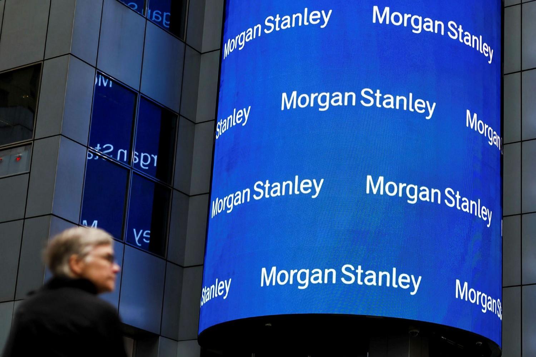 Sedište investicione banke Morgan Stenli u Njujorku (Foto: Justin Lane/EPA-EFE/Shutterstock)