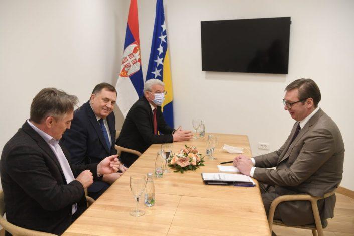 Balkanu je potreban dogovor