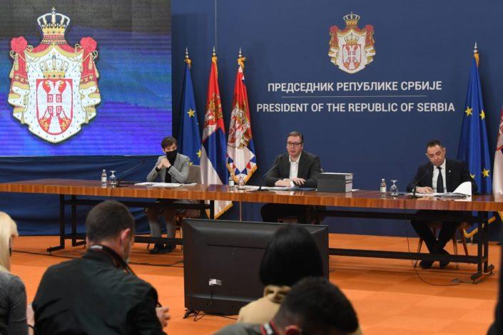 Vulin: Vučić i porodica nelegalno prisluškivani 1572 puta, Tužilaštvo da reaguje