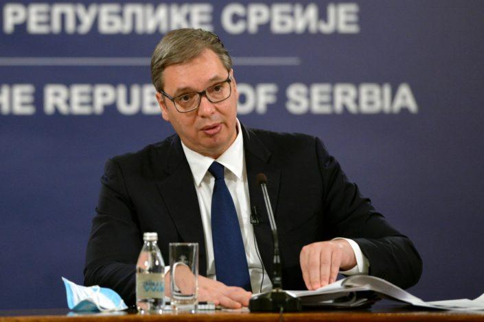 Vučić: Ako se Prištini ne žuri oko dijaloga, što bi se nama žurilo