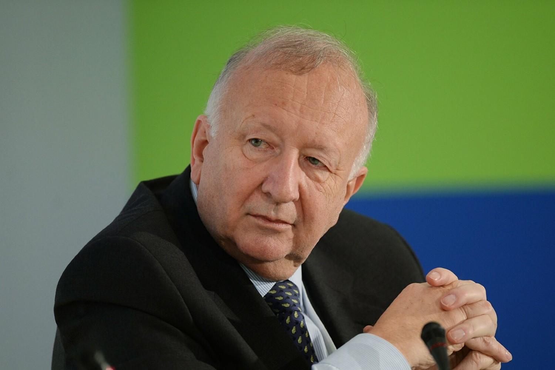 Vili Vimer, bivši poslanik nemačkog Bundestaga (Foto: Sputnik/Mikhail Voskresenskiy)