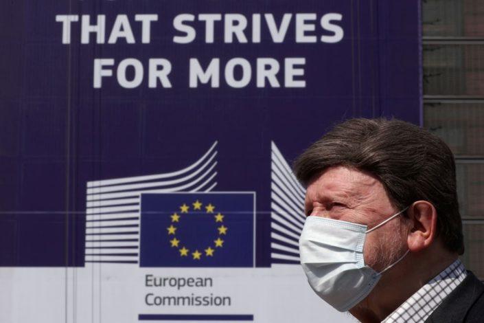 Seča evropskih ministara zdravlja